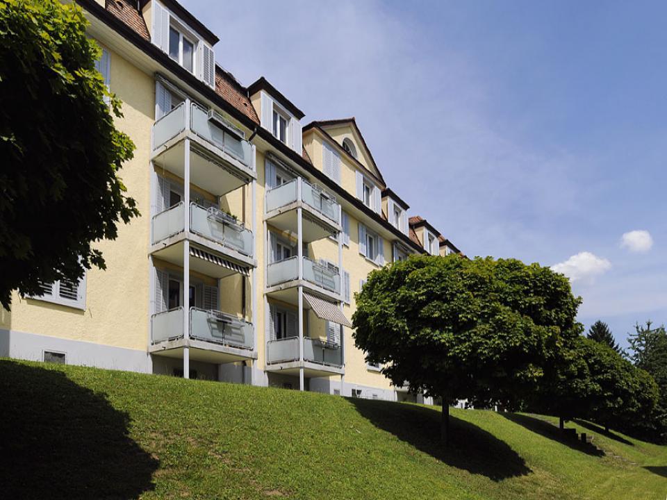 Mehrfamilienhäuser in Zürich