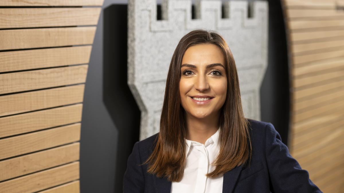 Portrait Brankica Licanin